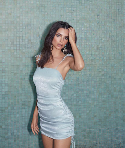 The Nasty Gal x EmRata Collection Is *Finally* Here--& It's Already Selling Like Crazy
