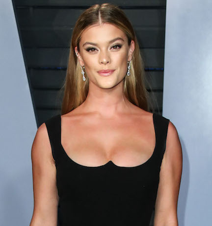 Nina Agdal Just Wore A Sparkly Thong Bikini--& Now We Need One!