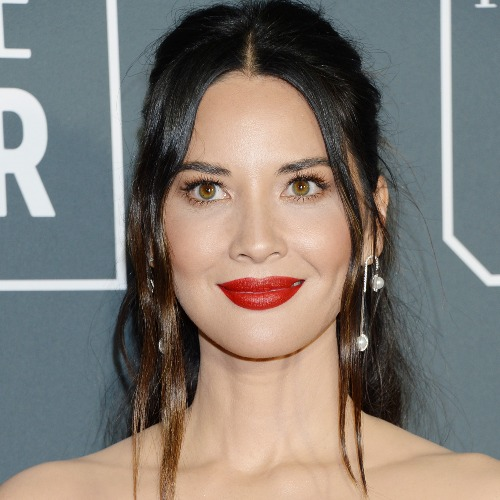 We've Never Seen Olivia Munn Wear Something THIS Low-Cut Before--Her Chest Is Barely Covered!