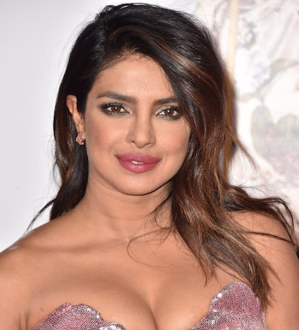 Priyanka Chopra's Low-Cut Dress Is Too Hot To Handle–Did We Mention It's COMPLETELY See-Through?!