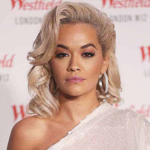 We Can't Believe Rita Ora Showed THIS Much Cleavage On The Red Carpet– Her Boobs Are Barely Covered!