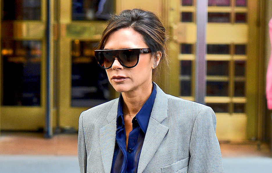 Someone Just Let This MAJOR Secret About Victoria Beckham Slip