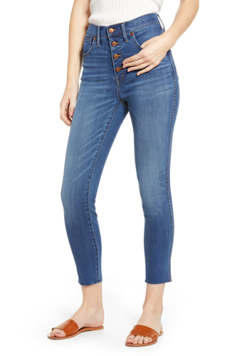 madewell jeans nordstrom sale