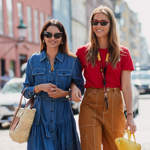 Don't Let Summer Pass By Without Buying One Of These 5 Denim Dresses