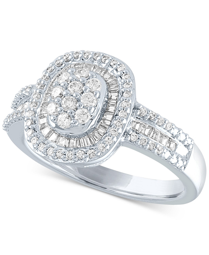 macys labor day sale diamond engagement ring