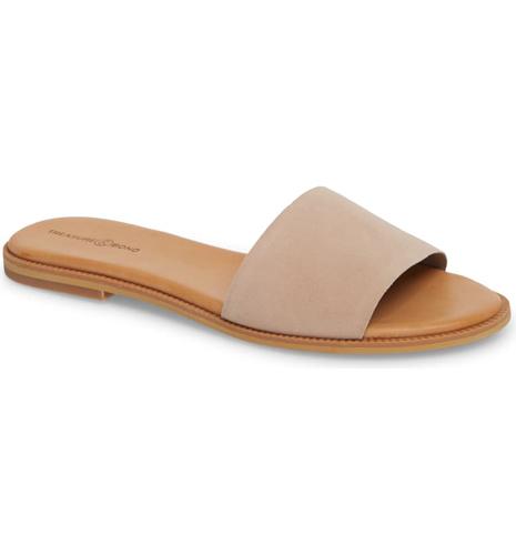 slide sandals nordstrom sale