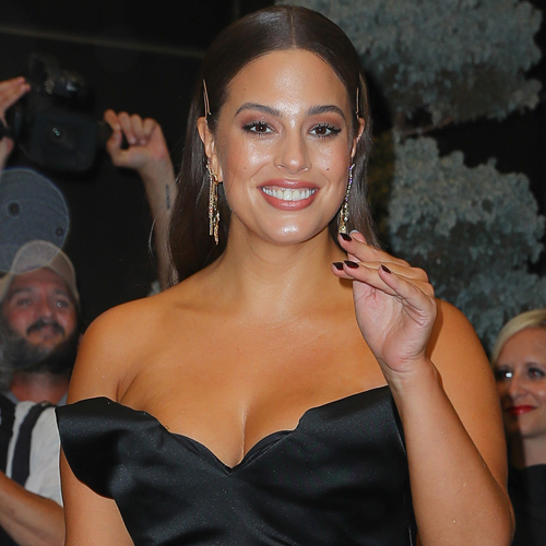 This May Be The Tightest Dress Ashley Graham Has EVER Worn–Her Body Looks Incredible!