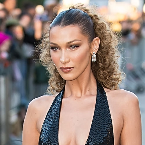 Celebs Keep Wearing These See-Through Crop Tops On The Red Carpet--They're Basically Flashing The Camera!