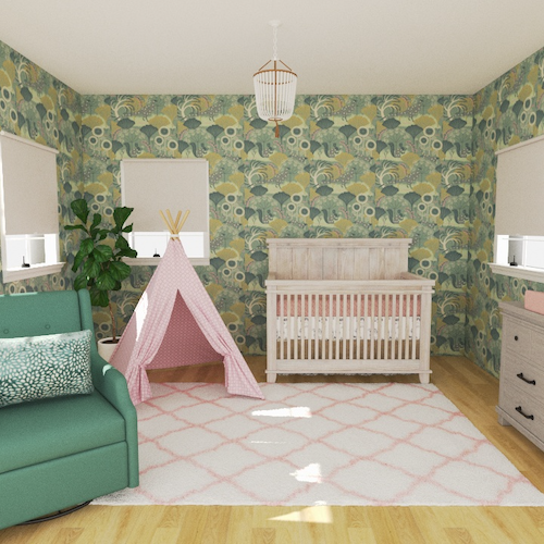 Hands Down, This Is The Easiest Way To Design Your Baby's Nursery