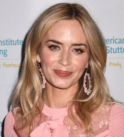 Did Emily Blunt Really Not Realize That Her Outfit Was COMPLETELY Sheer? Everything Is On Full Display!