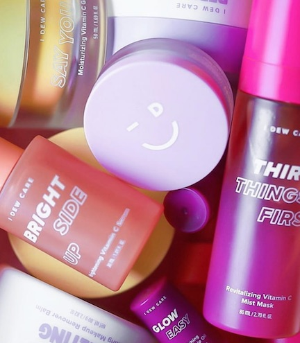 K-Beauty Brand I Dew Care's Vitamin Glow Collection Has Everything You Need For Brighter, Healthier Skin