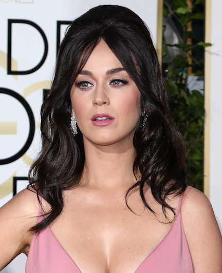 Katy Perry's Super High-Cut Bathing Suit Leaves VERY Little To The Imagination—It's THAT Tiny!