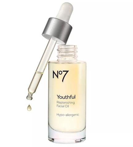 best drugstore brightening facial oil