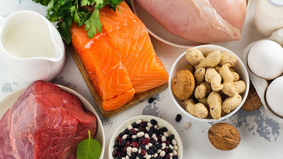 The One Anti-Inflammatory Protein That Basically Flushes Belly Fat, According To Nutritionists
