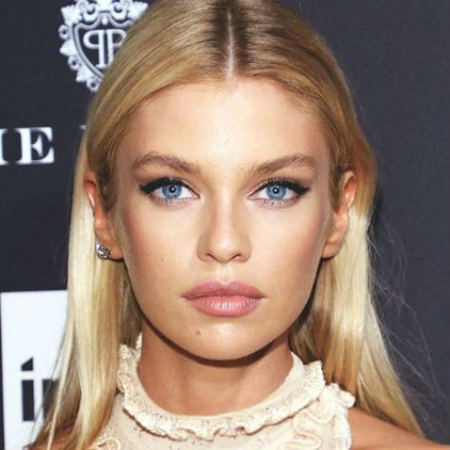Did Stella Maxwell Not Realize Her Dress Was COMPLETELY Sheer? We Can See Her Underwear!