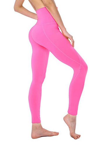 ariana grande 7 rings halloween costume pink leggings