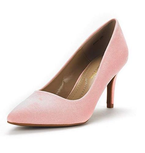 ariana grande thank u next halloween costume pink pumps