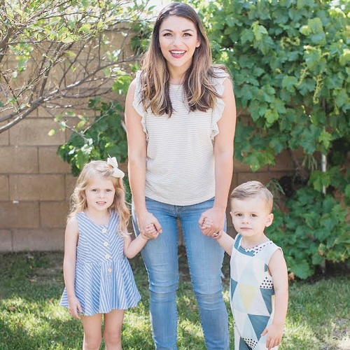 """DeAnna Pappas Stagliano, Co-Host of """"Moms in Cars,"""" Shares Her Back-To-School Essentials"""