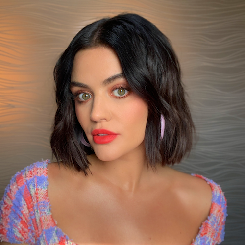 How To Recreate Lucy Hale's Red Carpet Makeup Look That's Under $60