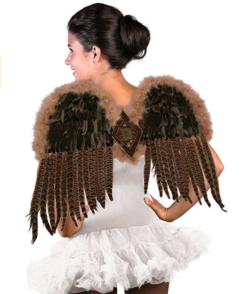 wings momo challenge halloween costume