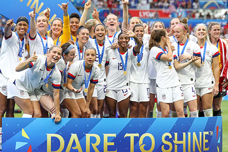 us womens soccer team