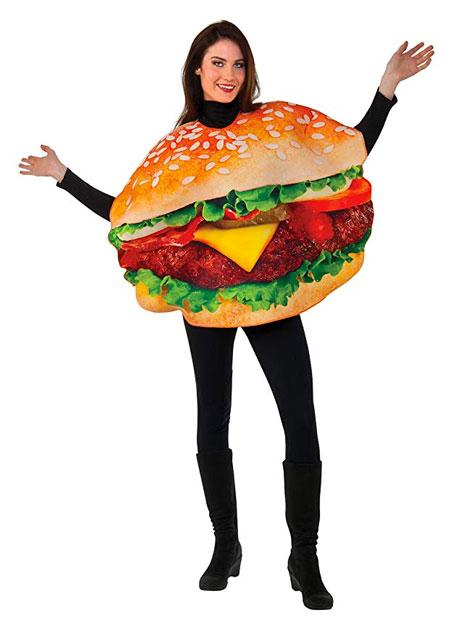 katy perry hamburger halloween costume