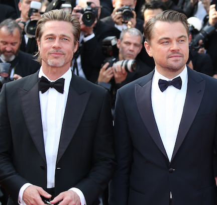 Leonardo DiCaprio Just Dropped This MAJOR Bombshell About Brad Pitt On The Red Carpet