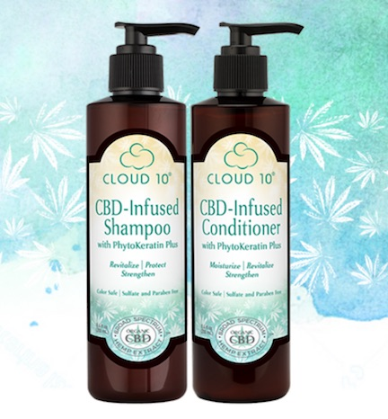 best cannabis beauty products