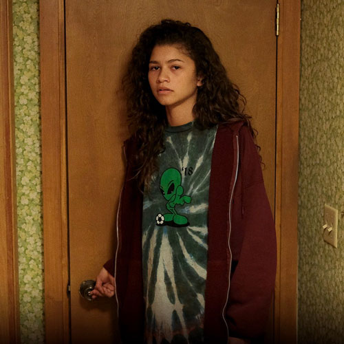 Here's How To Create The Perfect DIY Rue From 'Euphoria' Halloween Costume