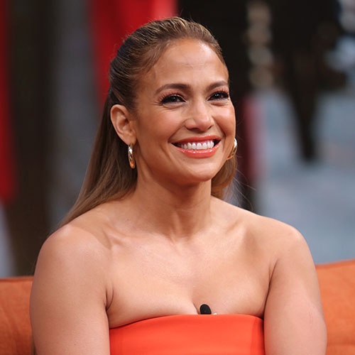 Jennifer Lopez Really Put It ALL On Display In This Plunging Swimsuit—Her Boobs Are Barely Covered!