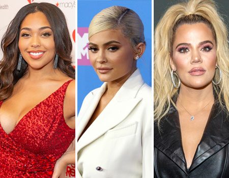 photos of kylie jenner jordyn woods and khloe kardashian
