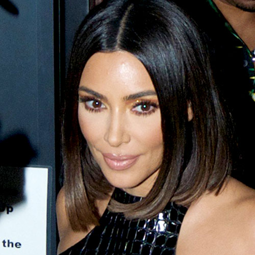Kim Kardashian Wore The Tiniest Blue Dior Bikini And Left Absolutely Nothing To The Imagination