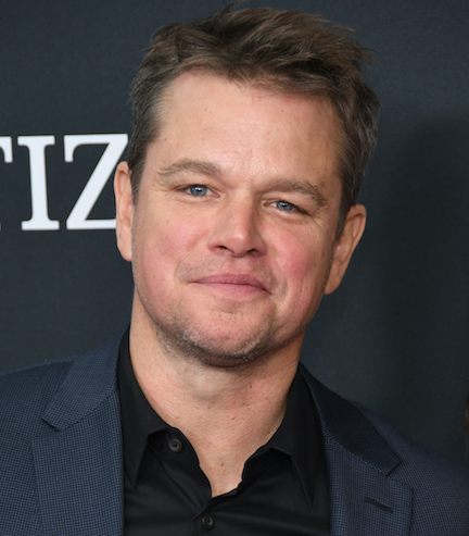 Matt Damon Looks SO Different Now--It's Scary!