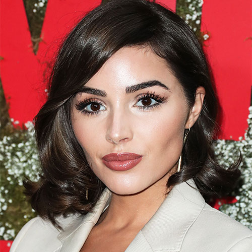 You Call This A Dress? Olivia Culpo's Latest Outfit Is SO Low-Cut It Barely Covers Her Chest!