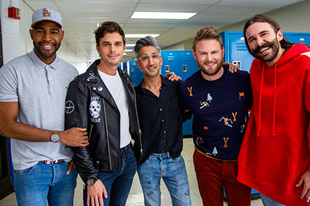 cast of queer eye