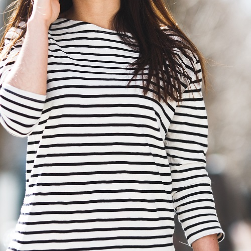 Embrace Your Inner French Girl And Score This Must-Have Striped Top For Just $23