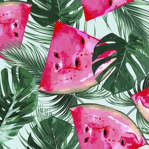 Treat Yourself To Our Editors' Favorite Watermelon Beauty