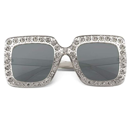 square sequin sunglasses elton john rocketman halloween costume