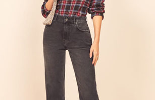 Reformation's New Sustainable Jeans Collection Is Here--& We Want Everything!