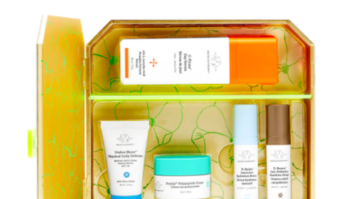 Drunk Elephant's Shelf-Respect Holiday Set Is Here & It's Already On Our Wishlist