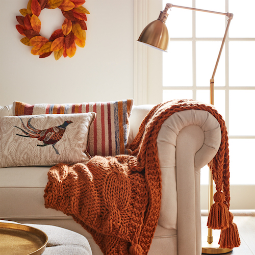 We Got A Sneak Peak At Target's Fall Home Collection–And Now We Want To Redecorate Every Room