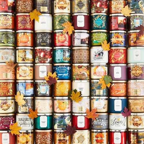 FYI, Bath & Body Works' Fall Candles Are Here And Yes, They're *Amazing*