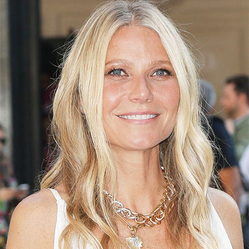 Gwyneth Paltrow Really Put It ALL On Display In This Low-Cut Swimsuit--She's Never Looked Hotter!