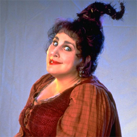 Mary Sanderson Hocus Pocus