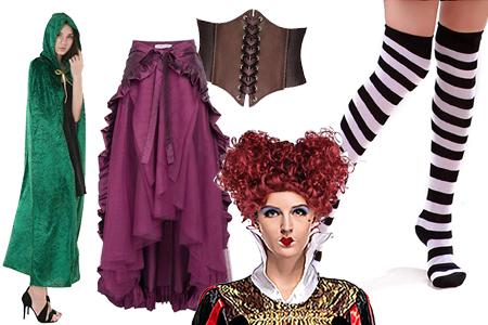 Winnie Sanderson Hocus Pocus Costume