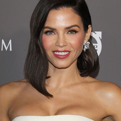 This Navy String Bikini Has To Be The Sexiest Thing Jenna Dewan Has Ever Worn--It's SO Tiny!