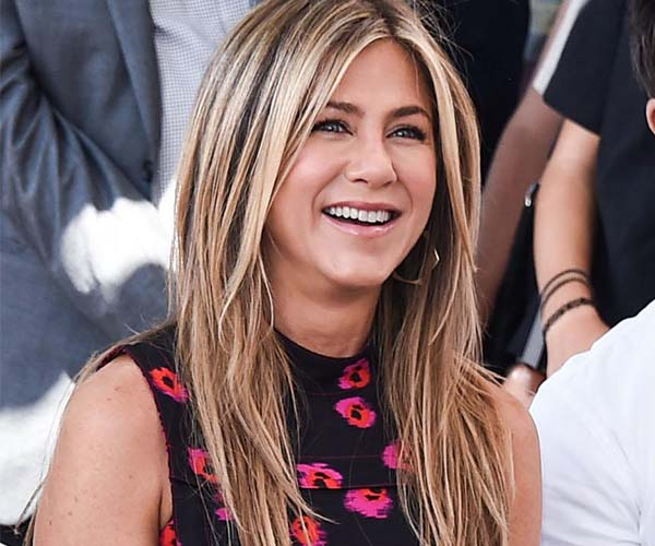 What Is Jennifer Aniston Wearing? She's Practically Naked!