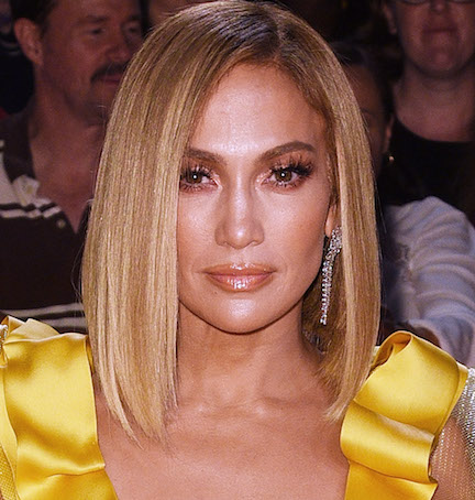 Just When We Thought Jennifer Lopez Couldn't Get Any Hotter, She Wore THIS Low-Cut Yellow Dress