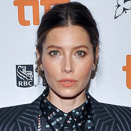 Jessica Biel Really Put It All On Display In This Dress--Did We Mention That It's COMPLETELY See-Through?!