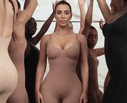 Kim Kardashian's New Shapewear Line Is *Finally* Here—Shop SKIMS Now Before Everything Sells Out!